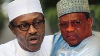 Former heads of state, Generals Ibrahim Babangida and Muhammadu Buhari